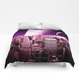 New New York : Galaxy City Comforters