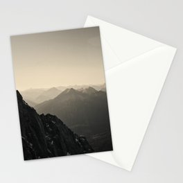 Mountain Side Color Photography Germany Europe Nature Stationery Cards