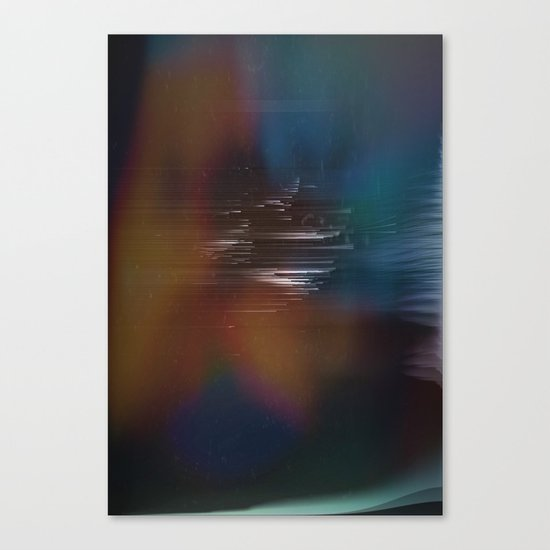 Ghosted Canvas Print