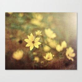 Fairy Tale Meadow Canvas Print