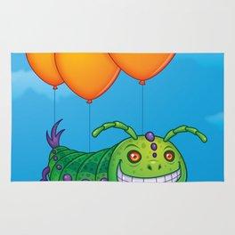 Impatient Caterpillar Rug