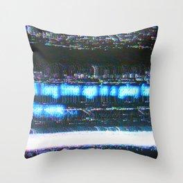x33 Throw Pillow