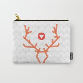 Heart of stag Carry-All Pouch