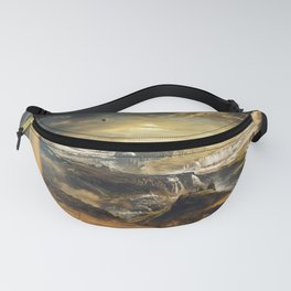 Life into the Valley Fanny Pack