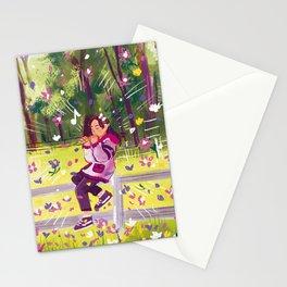 Leaf Whistler Stationery Cards