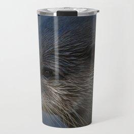 Small Clawed Otter Travel Mug