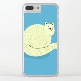 Gatete Clear iPhone Case