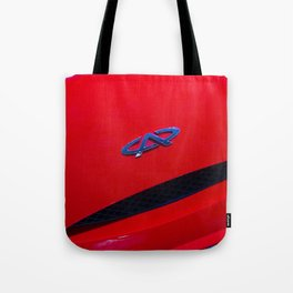 Chery QQ Electric Front Red Tote Bag