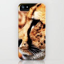 Cheetah | Wildlife Photography #society6 iPhone Case