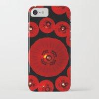 lanterns iPhone & iPod Cases featuring Lanterns by StanleyStudio