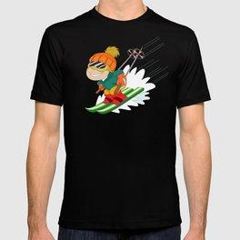 Winter Sports: Skiing T-shirt