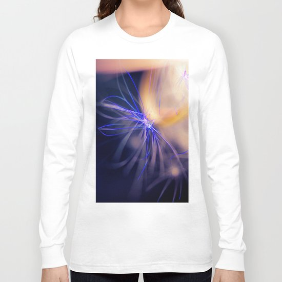 Hands off (Do you hear what I say) Long Sleeve T-shirt