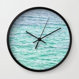 Sea surface Wall Clock
