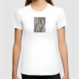 Tree wrinkles T-shirt