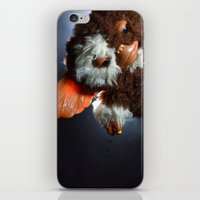 gizmo iPhone & iPod Skins featuring Gizmo  by Erika VBL