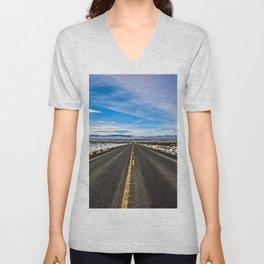 Road Trip Unisex V-Neck