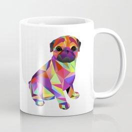 Pug Dog Molly Mops Coffee Mug