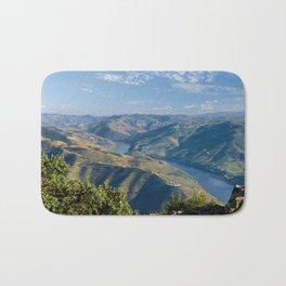 The Douro Valley, Portugal Bath Mat