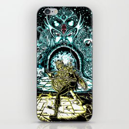 Into the Gate! iPhone Skin