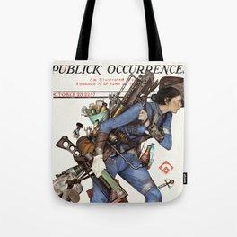 Junktown Vendor Tote Bag