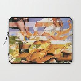 Glitch Pin-Up Redux: Xena Laptop Sleeve