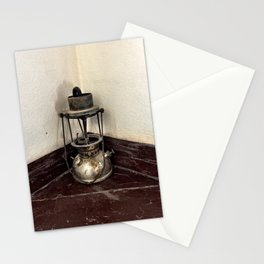 Old Oil Lamp Stationery Cards