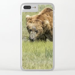 Back to the Business of Eating Clear iPhone Case