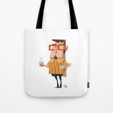 Carl Cappuccino  Tote Bag