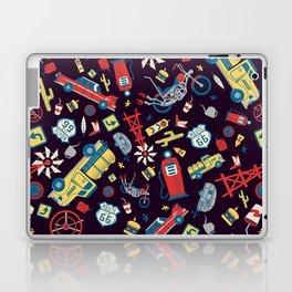 I Heart Route 66 Laptop & iPad Skin