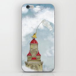 The Cloud Catcher iPhone Skin