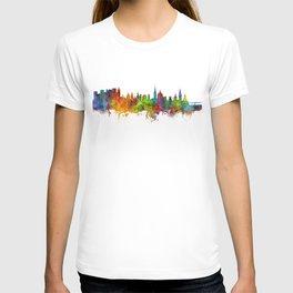 Salzburg Austria Skyline T-shirt