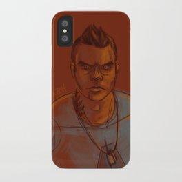 James Vega iPhone Case