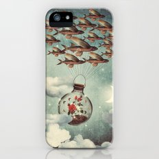 The Rose That Wanted to See the World Slim Case iPhone (5, 5s)