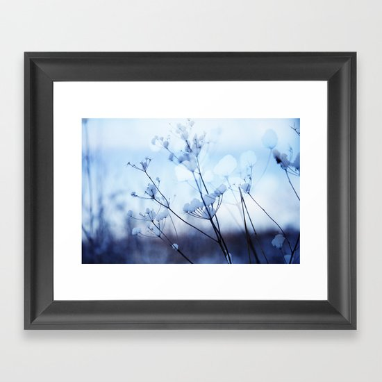 Winter 1 Framed Art Print