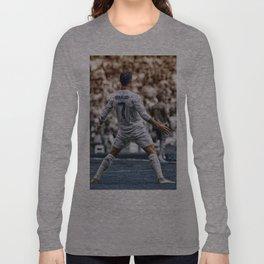 cr7 clebration Long Sleeve T-shirt