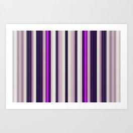 purpleShades Art Print