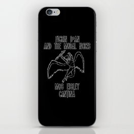 Star War to Heaven iPhone Skin