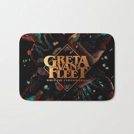 GRETA VAN FLEET 22 NEW TOUR DATES 2018 / 209 CINDERLELA Bath Mat