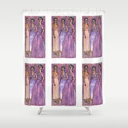 CDIV Shower Curtain