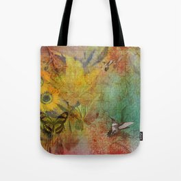 Midsummer in the Garden Tote Bag
