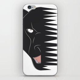 panther_vathsan iPhone Skin