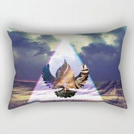 TIGER TRINITY Rectangular Pillow