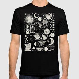 Lunar Pattern: Eclipse T-shirt