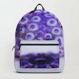 purple urchin Backpack