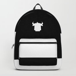 Apple's Cow Backpack