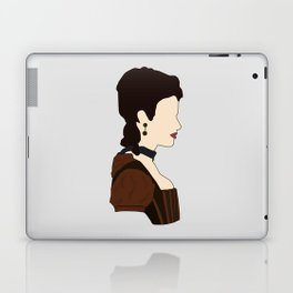 Milady De Winter Laptop & iPad Skin