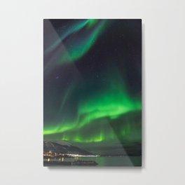 Emerald Skies II Metal Print
