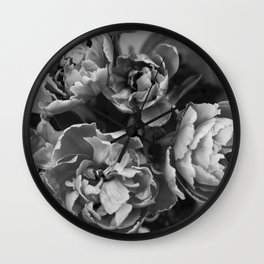 Flowers In Holland Wall Clock