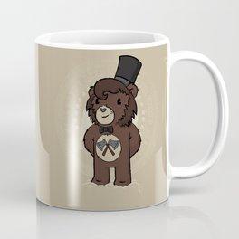 Carebraham Lincoln Coffee Mug