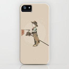 Bang! iPhone Case